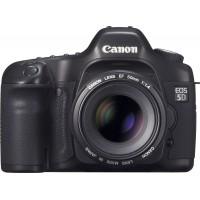Canon EOS 5D (баллы введены вручную)